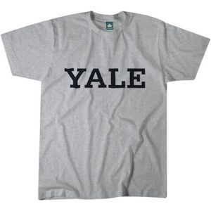 9cd3293ca951 Tops - New Grey Yale University T-Shirt